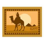 Camello Egipto Postal