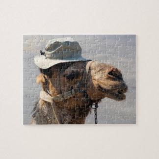¡Camello en un gorra! Rompecabeza Con Fotos