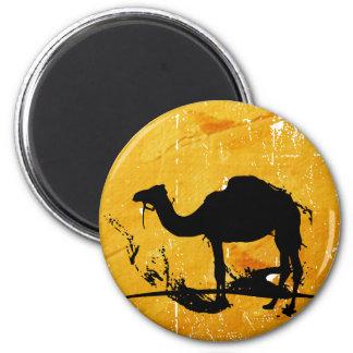Camello Imán De Frigorifico