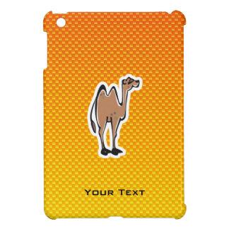 Camello lindo Amarillo-naranja iPad Mini Protectores