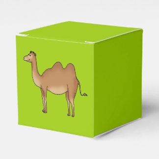 camello lindo caja para regalo de boda