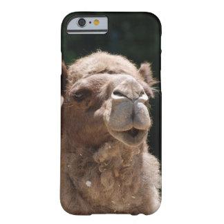 Camello lindo funda para iPhone 6 barely there