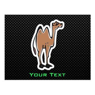 Camello lindo Liso Postal