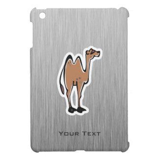 Camello lindo Metal-mirada iPad Mini Fundas