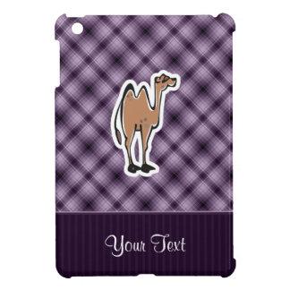 Camello lindo Púrpura iPad Mini Fundas