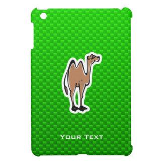 Camello lindo Verde iPad Mini Protectores
