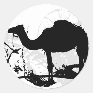 Camello Pegatinas