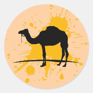 Camello Etiquetas