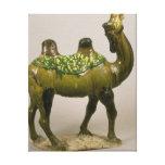 Camello que se lamenta chino de la cerámica lona estirada galerías