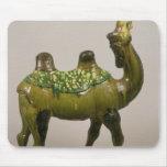 Camello que se lamenta chino de la cerámica mouse pads