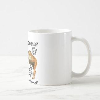 Camello superventas del día de chepa taza clásica