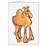 Camello Tarjetas