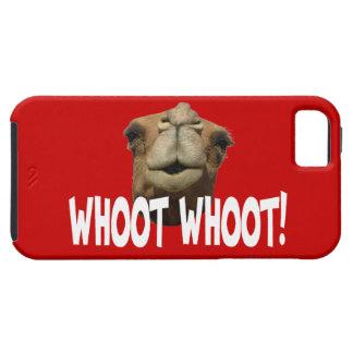 Camello Whoot Whoot del día de chepa iPhone 5 Carcasa