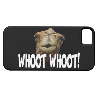 Camello Whoot Whoot del día de chepa Funda Para iPhone 5 Barely There
