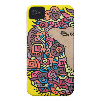 Camello Zenscrawl Case-Mate iPhone 4 Coberturas