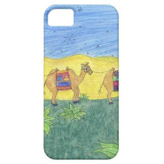 Camellos coloridos iPhone 5 Case-Mate carcasas