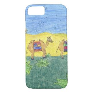 Camellos coloridos funda iPhone 7