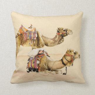 Camellos de Petra 2007 Cojín