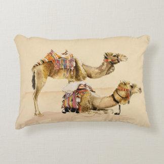 Camellos de Petra 2007 Cojín Decorativo