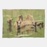 Camellos Yum Toalla De Mano