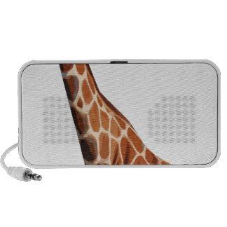 Camelopardalis del Giraffa iPod Altavoces
