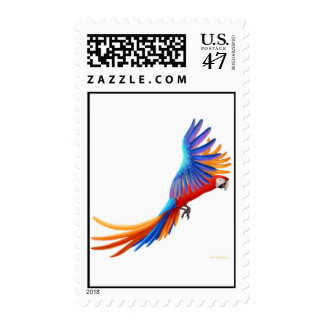 Camelot Hybrid Macaw Postage