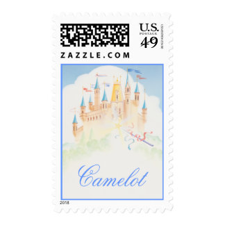Camelot © stamps