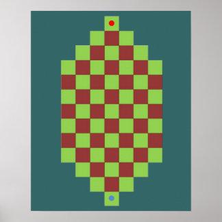 Camelot Vers V (Cam) Game Board Poster