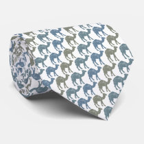 Camels Camel Tie Armani Grey PRINTED ON FRONT ONLY