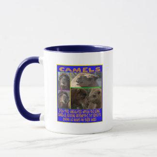 CAMELS - even-toed ungulates Mug
