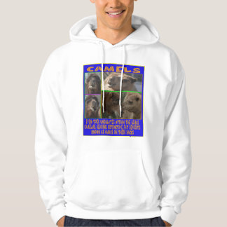 CAMELS - even-toed ungulates Pullover