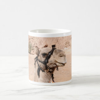 Camels in the desert at St. Catherine's Coffee Mugs