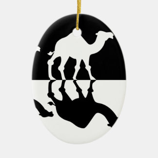camels.jpg ceramic ornament