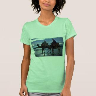 Camels, Morocco Shirt