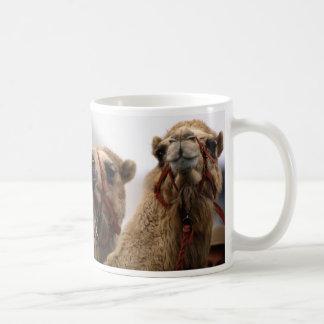Camels Classic White Coffee Mug