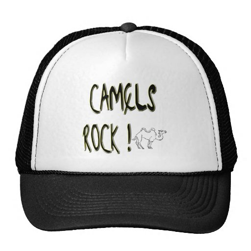 Camels Rock! Hat