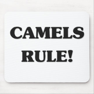 Camels Rule Mouse Pad