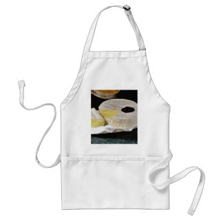 Camembert Cheese Adult Apron