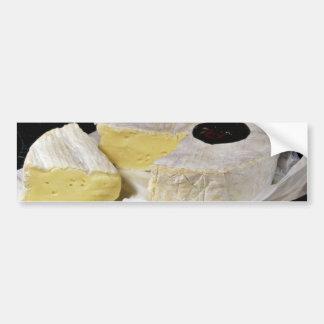 Camembert Cheese Bumper Sticker