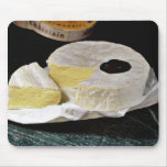 Camembert Cheese Mouse Pad