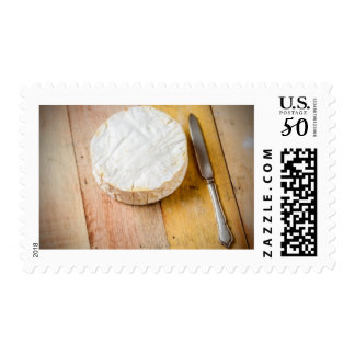Camembert Cheese Postage