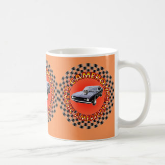Cameo Classic American Iron Mug. Coffee Mug