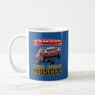 Cameo Classic American Muscle Mug. Coffee Mug