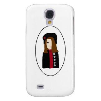 Cameo Girl - Winter Samsung Galaxy S4 Cover