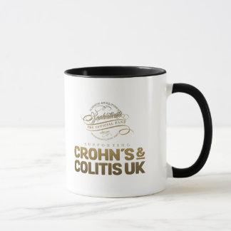 Cameo In Bronze Mug