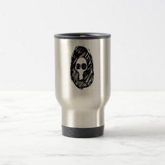 Cameo of Skulls 15 Oz Stainless Steel Travel Mug
