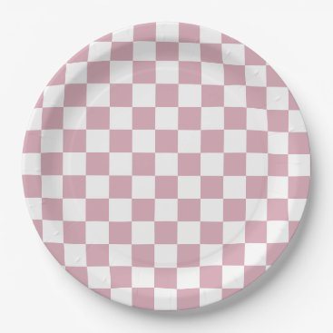 Cameo Pink Paper Plate