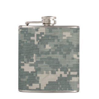 Cameo Vinyl Wrapped Flask, 6 oz. Flask