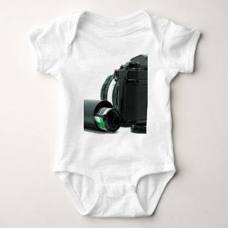 Camera and Film Baby Bodysuit