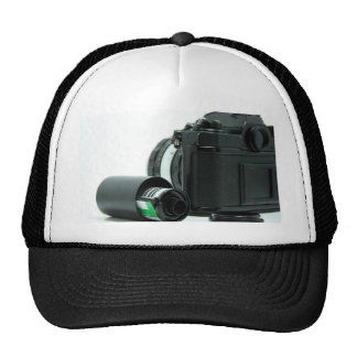 Camera and Film Trucker Hat
